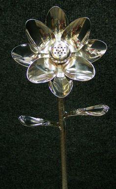 Mini Spoon Flower Majestic by SpoonArtGallery on Etsy, $28.00
