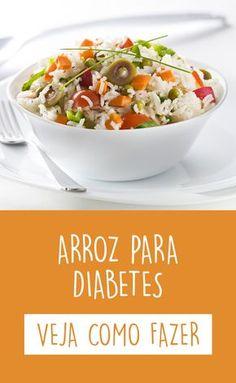18 best diabetes images on pinterest healthy food remedies and esta receita de arroz integral tima para quem deseja emagrecer ou tem diabetes ou pr fandeluxe Images