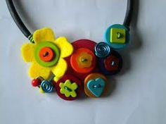 bijoux en boutons - Recherche Google
