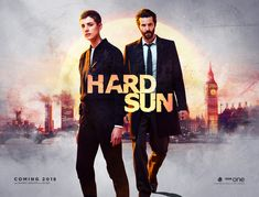 BBC One and Hulu's 'Hard Sun' Trailer Shows Jim Sturgess & Agyness Deyn As Detectives In Pre-Apocalyptic London. BBC One and Hulu have released the first tra. Horror Fiction, Horror Books, Movie Gifs, Hd Movies, Luther, Jim Sturgess, Agyness Deyn, Film Streaming Vf, Burning Questions