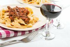 Italian recipe: The ultimate authentic tagliatelle Bolognese