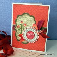 Stamping Rules!: Featured Artwork
