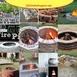20+ DIY Fire Pit Ideas 2