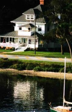 Night Swan Intracoastal Bed and Breakfast, New Smyrna Beach, Florida
