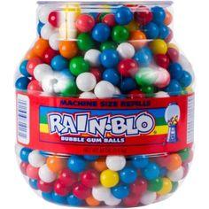 Rain-blo Gumball Refills 53oz - Party City