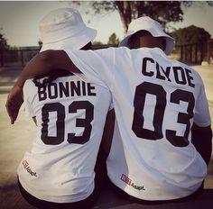 #Bonnie and clyde #femme de voyou
