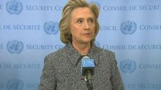 """I opted for convenience to use my personal email account,"" Clinton said during a press conference in New York on Tuesday.  Clinton isn't the first politician to use a nongovernmental email account for official business.  She's not even the first secretary of state to do so: Colin Powell told ABC's George Stephanopoulos on Sunday that he'd done the same thing during George W. Bush's administration."
