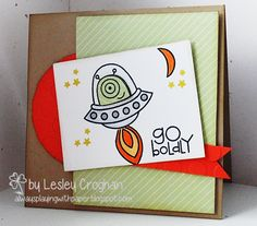 Paper Smooches {Go Boldly}