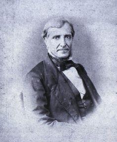 Irineu Evangelista de Souza, Barão e depois Visconde de Mauá. O maior empresário do Império Brasileiro tornou-se exemplo de empreendedorismo na segunda metade do século XIX.