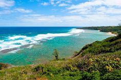 Kilauea Reef, Kilauea HI, Kauai