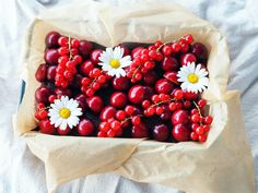 OLYMPUS DIGITAL CAMERA Cherry, Paleo, Strawberry, Dessert, Fruit, Vegetables, Olympus, Digital Camera, Food