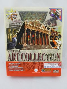 Fogware Virtual Art Collection PC Software - Win/Mac CD-ROM Greece Rome 2000 NIB: $34.00 End Date: Wednesday Apr-4-2018 15:34:23 PDT Buy It…