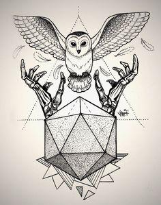 unique Geometric Tattoo - Best Geometric Tattoo - ......