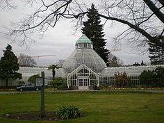 W.W. Seymour Botanical Conservatory. 316 South G St., Wright Park, Tacoma WA