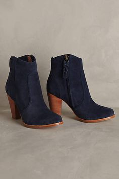 Joie Dalton Ankle Boots - anthropologie.com
