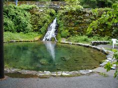 Delicieux Natural Spring Pond | The Trout Pond Was Stocked With Trout For Many Years.  The