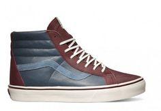VANS Sk8-Hi « Leather Pack »