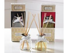Reed Diffuser Beautifully fragranced reed diffusers, available in 2 fragrances - Vanilla & Coconut - Wild Fig & Cassis. Candle Diffuser, Witch House, Wine O Clock, Xmas Gifts, Beautiful Homes, Diffusers, Stuff To Buy, Fragrances, Fig