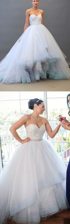 Sleeveless Wedding Dresses, Wedding Dresses On Sale, White Wedding Dresses, Long Wedding Dresses, Wedding dresses Sale, High Low Wedding Dresses, High Low Dresses, Long White dresses, White Long Dresses, Dresses On Sale, Zipper Wedding Dresses, Applique Wedding Dresses, High-Low Wedding Dresses