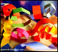 Organized Chaos: Sculpture 3D Lines
