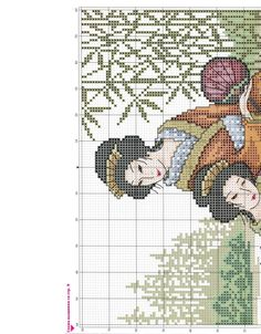 Gallery.ru / Фото #27 - Вышитые картины 10 11 - logopedd