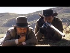 John Legend - Who Did That to You?  /  Django Unchained soundtrack.