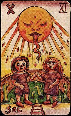 ☼TaroT: El Tarot de Xul Solar