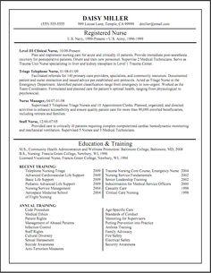resume for triage nurse http www resumecareer info resume for