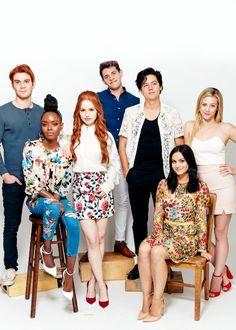Riverdale Cast at SDCC 2017
