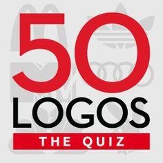 The world's toughest logo quiz—Do you think you know your Adidas from your Amazon? Test yourself against your friends with our FREE logo quiz app!