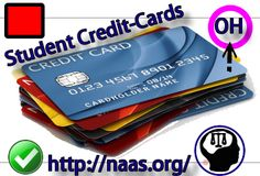Best Ohio Student Credit Cards for Frugal College Students. Ohio Student Credit Cards: How to compare and shop for student credit cards while also looking for scholarships? Can you avoid student credit-cards and rely exclusively upon scholarships?  http://www.naas.org/scholarship/financial-aid/student-credit-cards/ohio-student-credit-cards.php