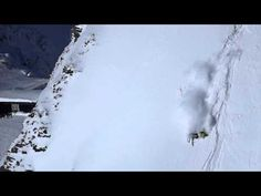 Huge Freeride Skiing Crash Skiing, Snow, Videos, Outdoor, Ski, Outdoors, Outdoor Games, The Great Outdoors, Eyes