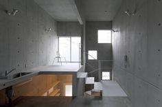Architects: Komada Architects' Office  Location: Edogawa-ku, Tokyo, Japan Architects: Takeshi Komada, Yuka Komada