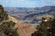 Grand Canyon (Picture taken in  November 89')