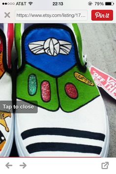 bfb908054770 15 Best Painted Shoes images