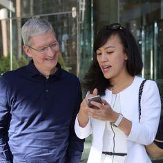 Apple est bien rentré au board de Didi Chuxing après son chèque de 1 milliard de dollars