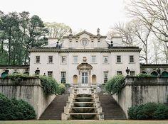 Swan House Atlanta | Photo by Laura Gordon