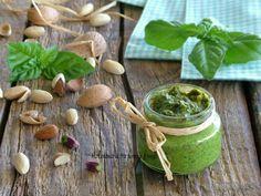 Pesto alle mandorle e pistacchio