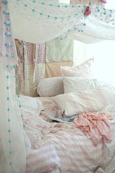 Simply me: Bohemian Pastel tent in the making!!!