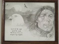Eagle Spirit by TonyandLyndie on Etsy, $13.00