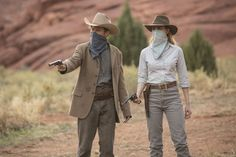 Breaking the Rules: What Westworld Costumes Reveal About the Game at Play
