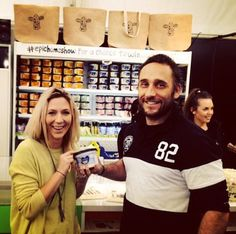 word on the street is that The Block's super DIY pair Jo & Damo couldn't wait to get their hands on some Collective goodies! Haloumi Cheese, New Zealand, Goodies, Dairy, How To Get, Hands, Street, Collection, Women