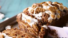 S'mores Banana Bread is just as incredible as it sounds!