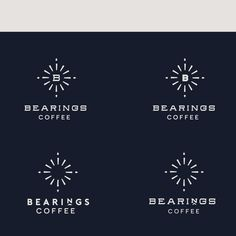 Bearings Coffee - Bearings Coffee needs a Simple, Maritime & Adventure inspired logo! Bearings Coffee will be partnering with coffee roasters to produce coffee across 3 specific areas. How To Make Logo, Custom Logo Design, Blues, Adventure, Drink, Inspired, Coffee, Logos, Simple