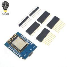 D1 mini - Mini NodeMcu 4M bytes Lua WIFI Internet of Things development board based ESP8266 by WAVGAT