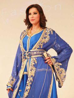 Fashion days Marrakesh 2012 : Troisième sélection des plus beaux caftans…