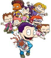 Pre Teen Chuckie by on DeviantArt Kimi Rugrats, Rugrats Funny, Baby Disney Characters, Cartoon Characters, 90s Cartoons, Animated Cartoons, Rugrats All Grown Up, Digimon Wallpaper, Nickelodeon Shows