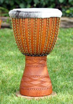 Wooden Roots - West African Drums & Percussion