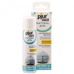 Żel długo nawilżający - Pjur MED Natural Glide 100 ml