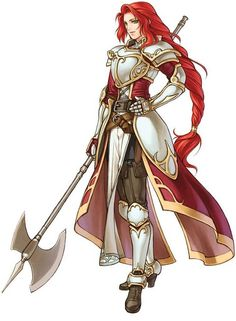 Fire emblem has always been one of the best series for sensible armor design The outfits make sense for the classes. Tharja's armor probably is the most (beside - added by nickelakon at It gives you extra agility points Dnd Characters, Fantasy Characters, Female Characters, Female Character Design, Character Concept, Character Art, Concept Art, Female Armor, Female Knight